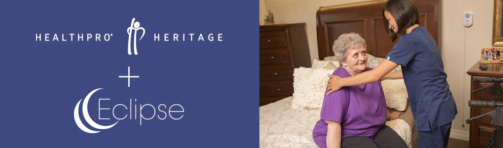 Eclipse Healthcare is now part of the HealthPRO®/Heritage family