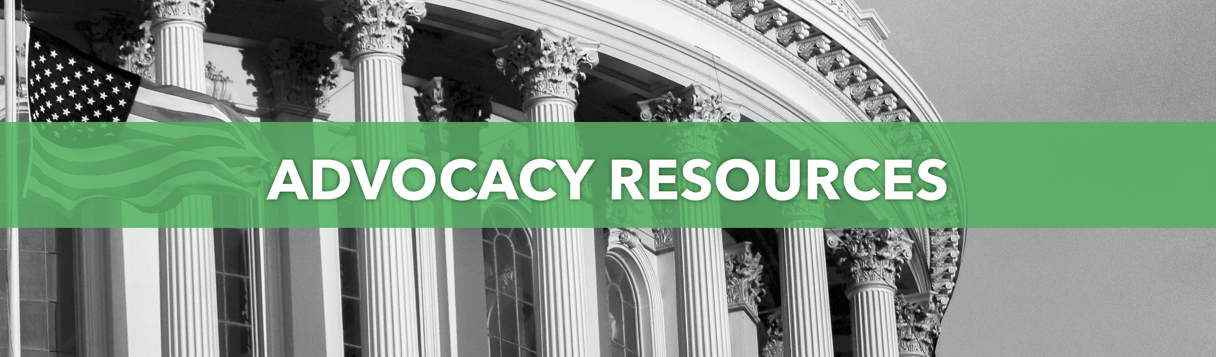 Advocacy Resources by HealthPRO Heritage