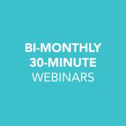 Bi-Monthly 30-Minute Webinars by HealthPRO® Heritage