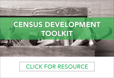 Census Development Toolkit by HealthPRO Heritage