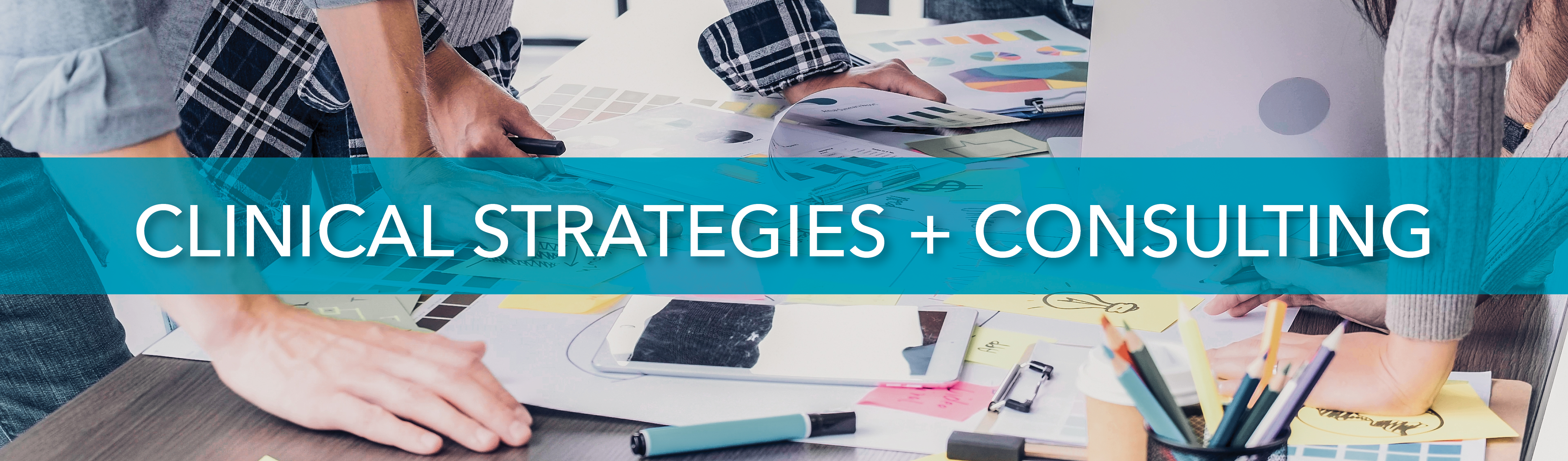 Clinical Strategies + Consulting - Web Page Header 092920
