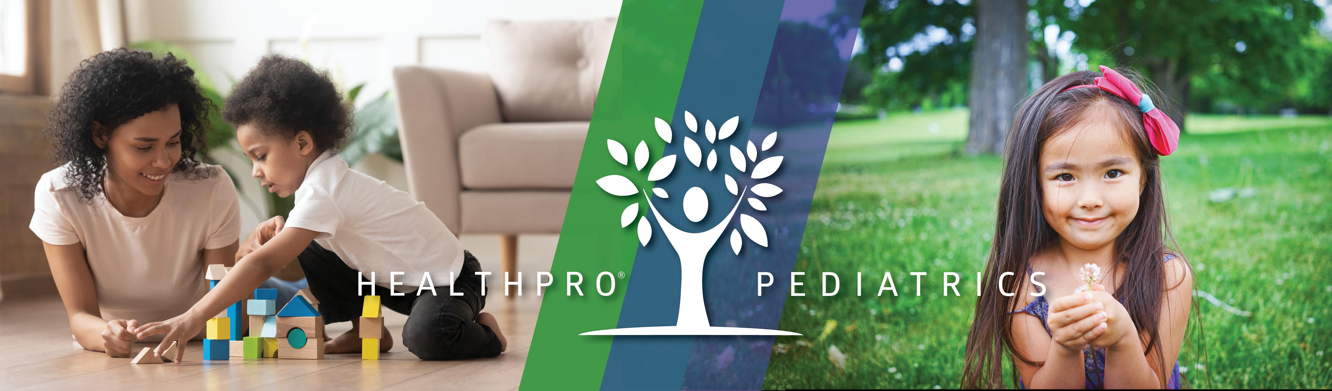 Early Intervention - HealthPRO Pediatrics