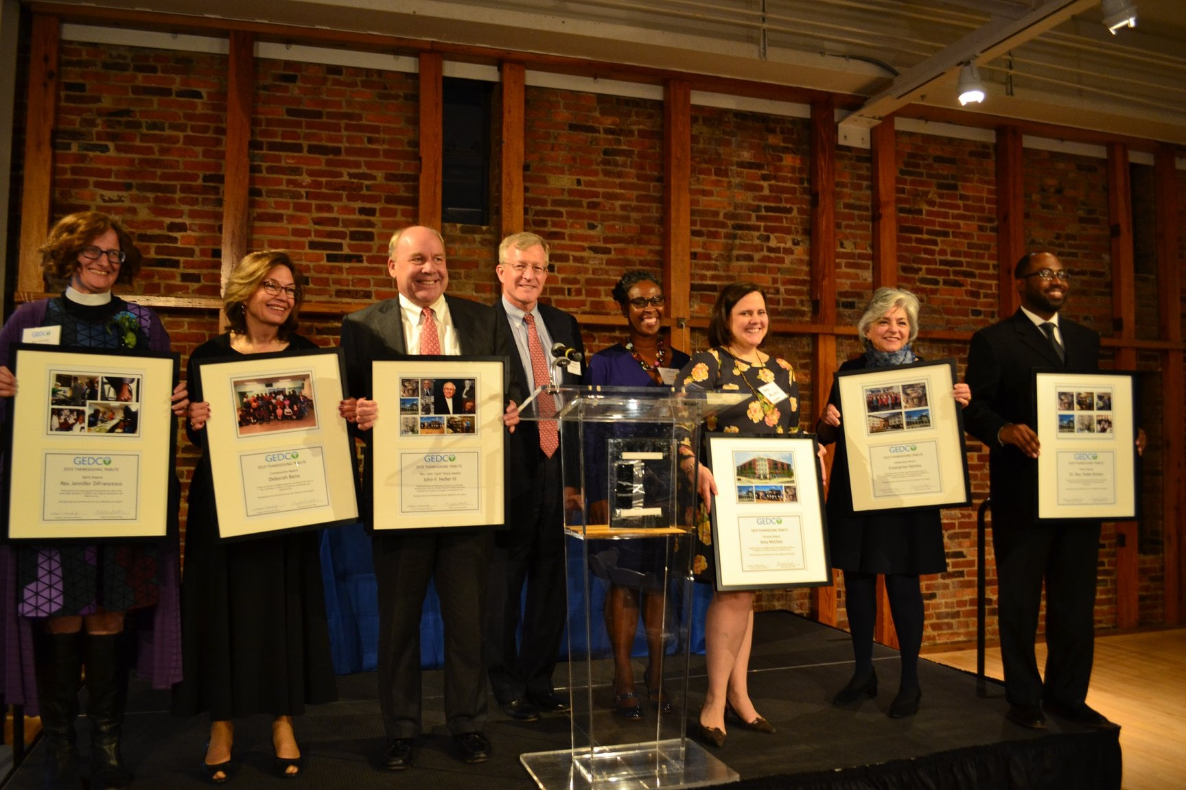 GEDCO Non-Profit Honors John Heller for Volunteerism in Baltimore, MD