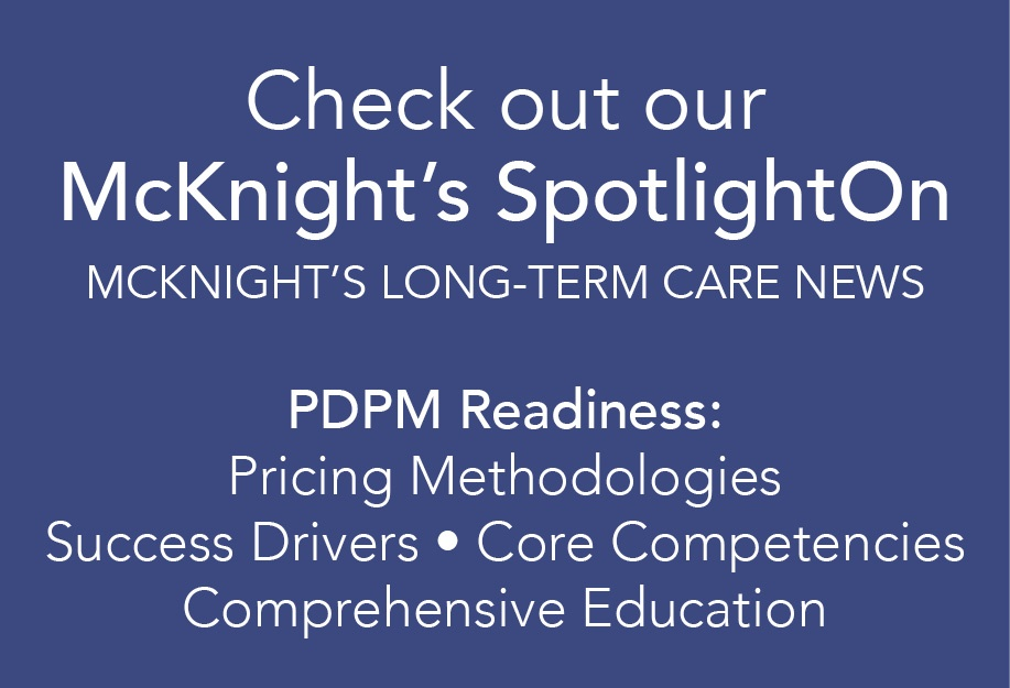 HealthPRO Heritage PDPM on McKnightsSpotlightOn