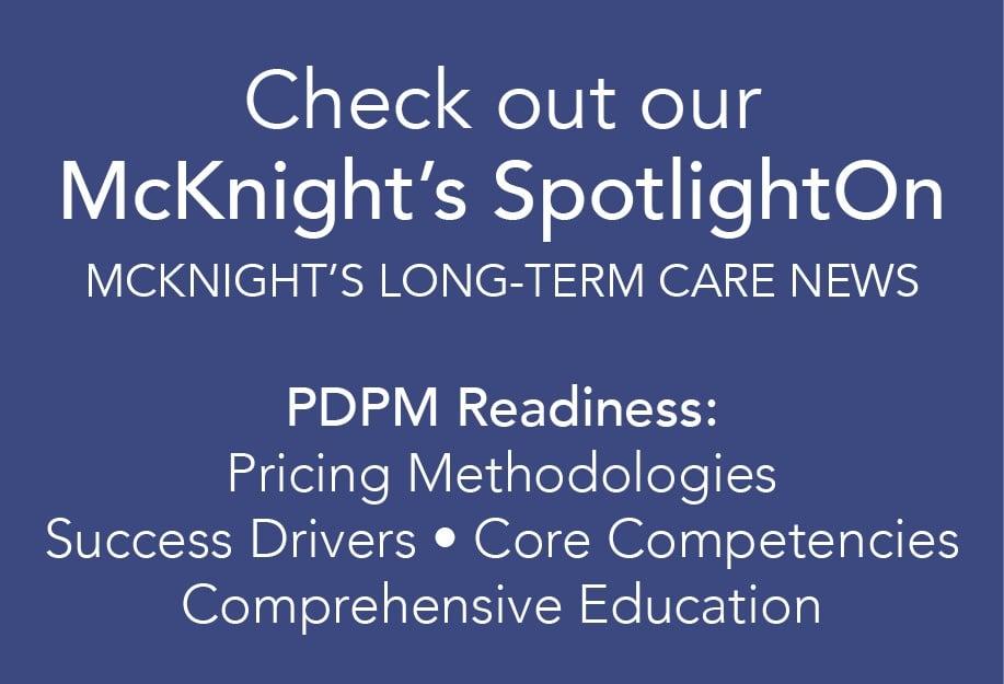 McKnightsSpotlightOn