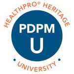 PDPM U Logo