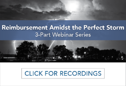 Reimbursement 3-Part Webinar Series