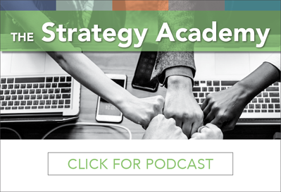 Strategy Academy Podcast by HealthPRO Heritage