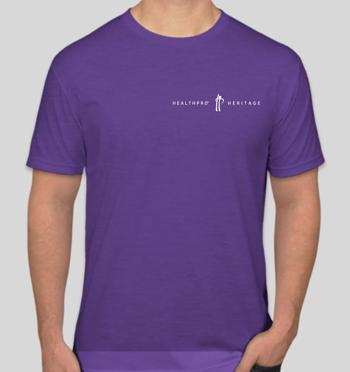 HealthPRO® Heritage - T-Shirt for Alzheimer's Awareness