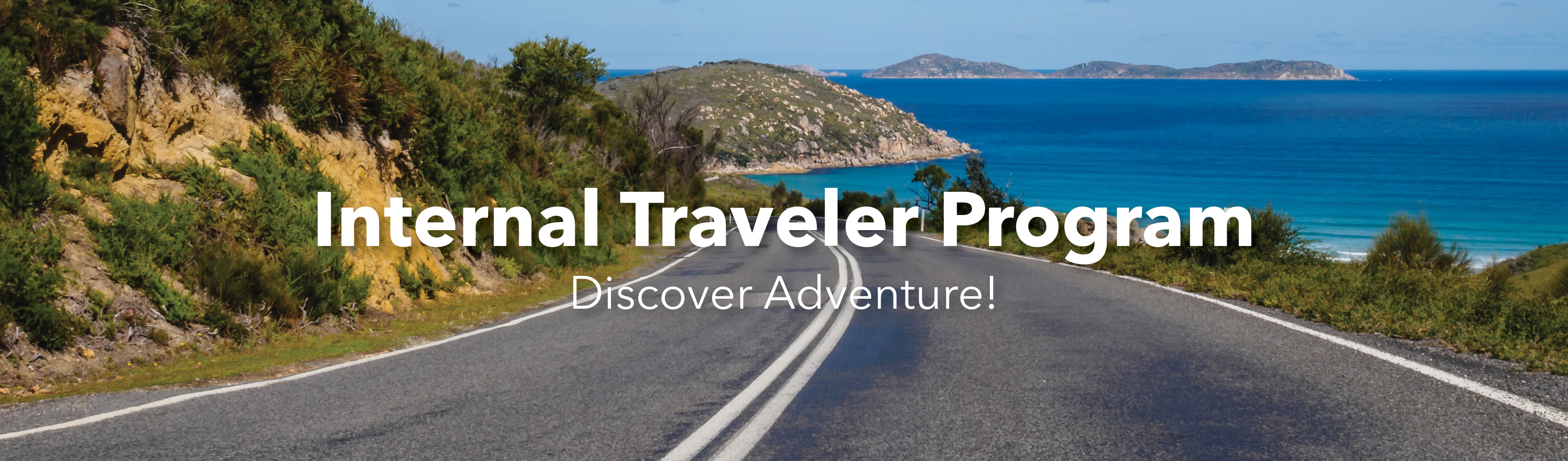 Internal Traveler Program with HealthPRO® Heritage - Discover Adventure!