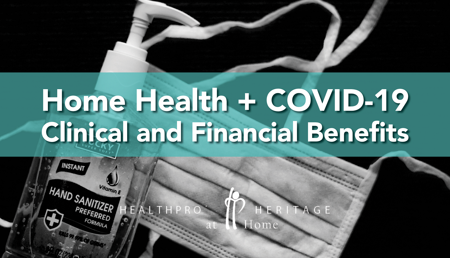 Home Health + COVID-19 Clinical and Financial Benefits